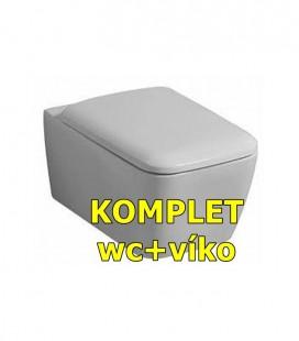 Keramag wc  it!  201950000 rimfree